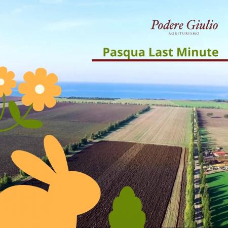 Pasqua Last Minute!