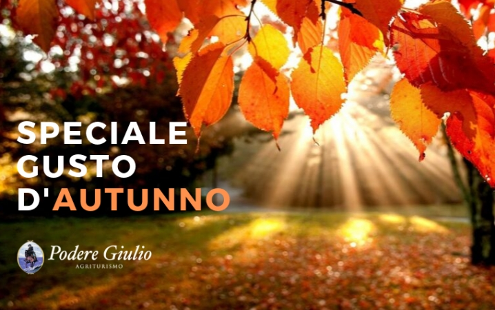 Speciale Gusto d'Autunno